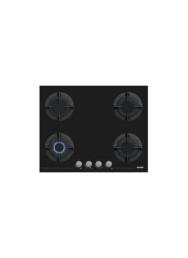 Simfer Simfer 3650 65 Cm Cam Ankastre Ocak Renkli